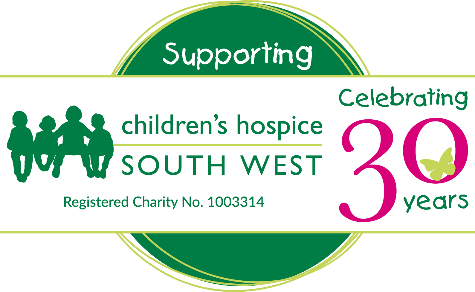 Childrens Hospice South West logo